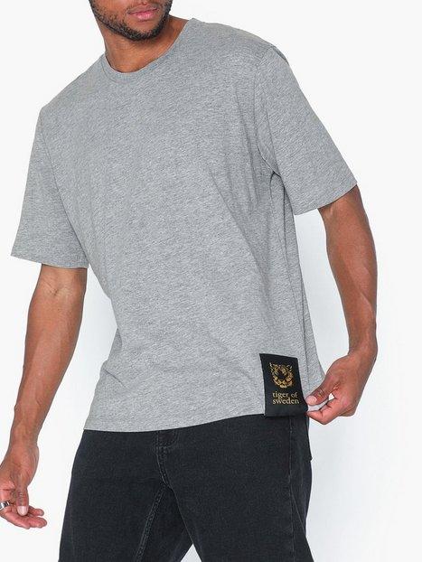 Tiger Of Sweden Jeans Pro. T shirts undertrøjer Grå mand køb billigt