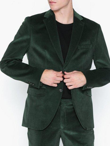 Selected Homme Slhslim Mylolind Scarab Blz B Blazere jakkesæt Scarab - herre