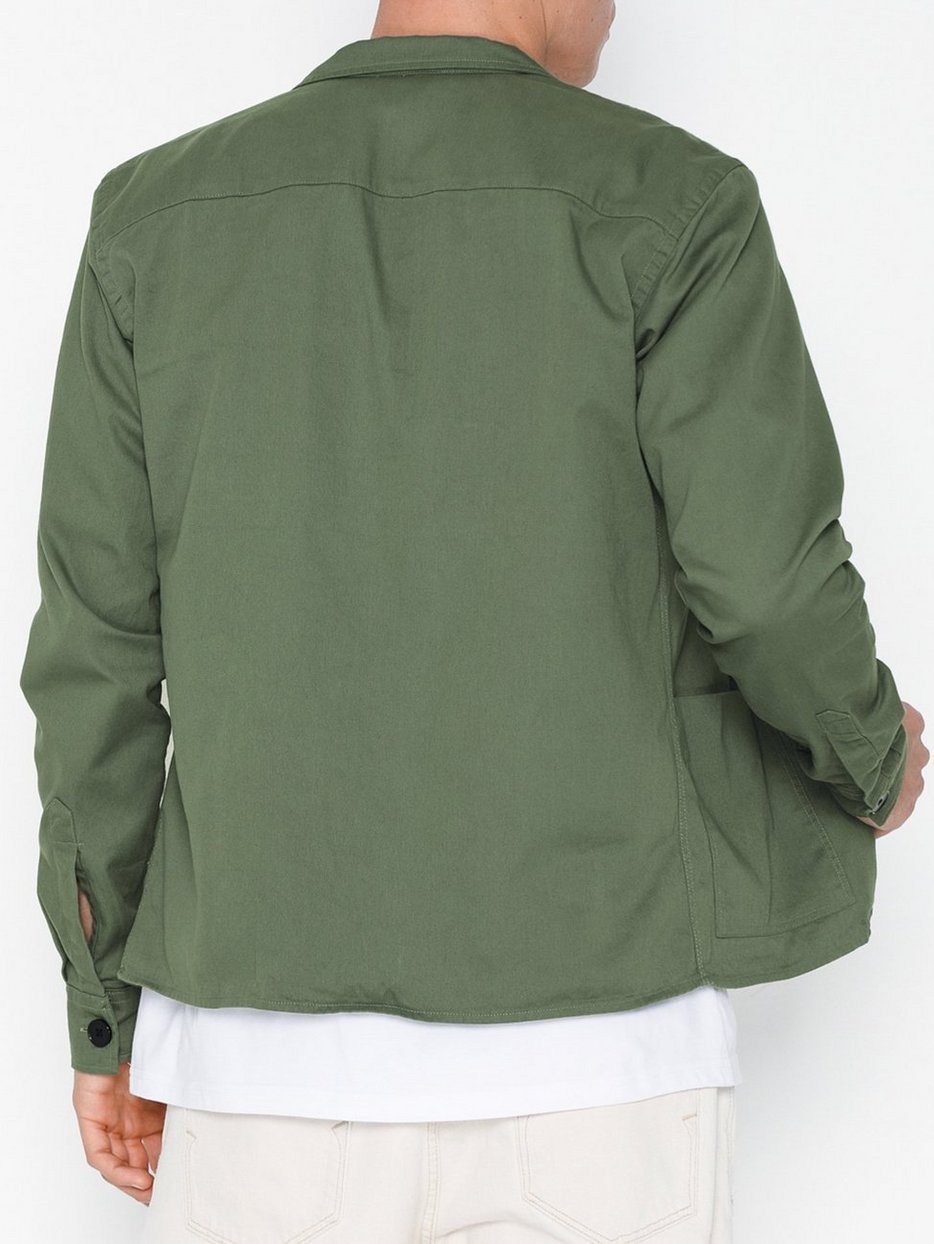 SLHREGPOCKET OVERSHIRT LS EXP