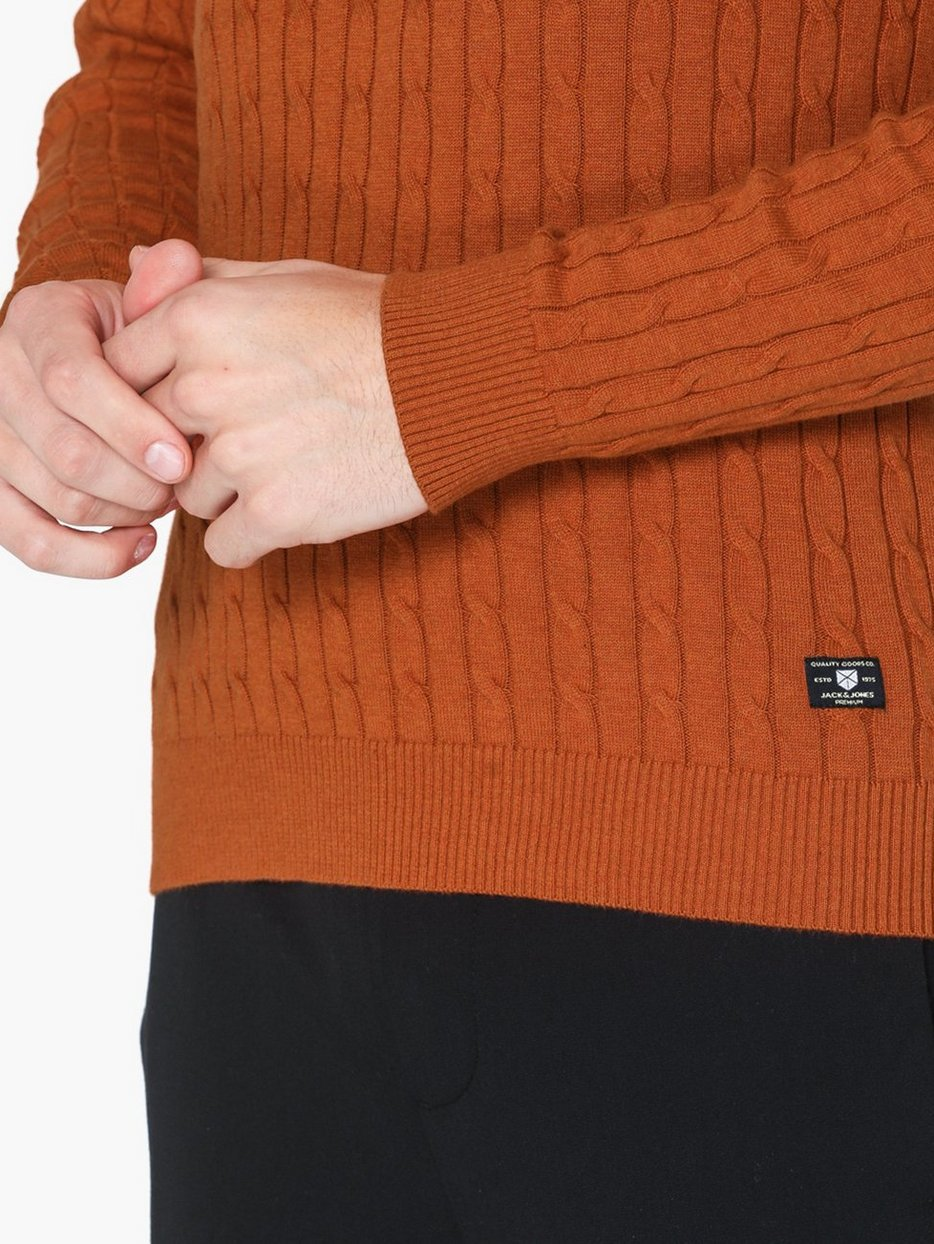 JPRRICHARD KNIT CREW NECK