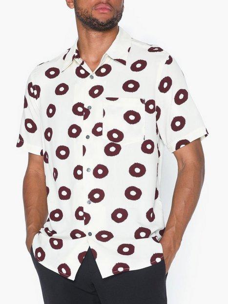 Neuw Polymer Ss Shirt Skjorter Hvid - herre