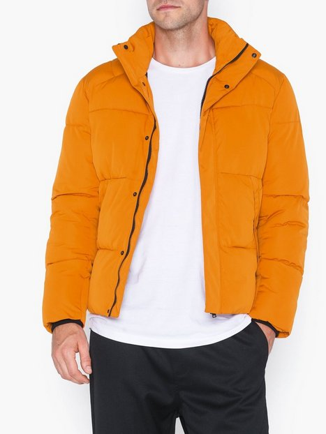 Selected Homme Slhpuffer Jacket W Jakker frakker Orange - herre