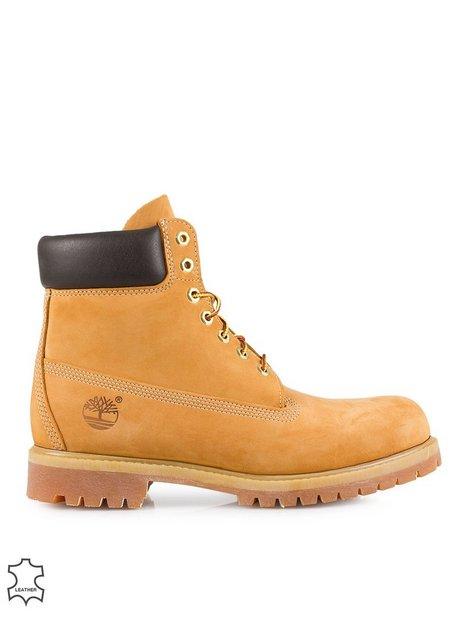 Timberland Premium Boot Støvler Yellow - herre