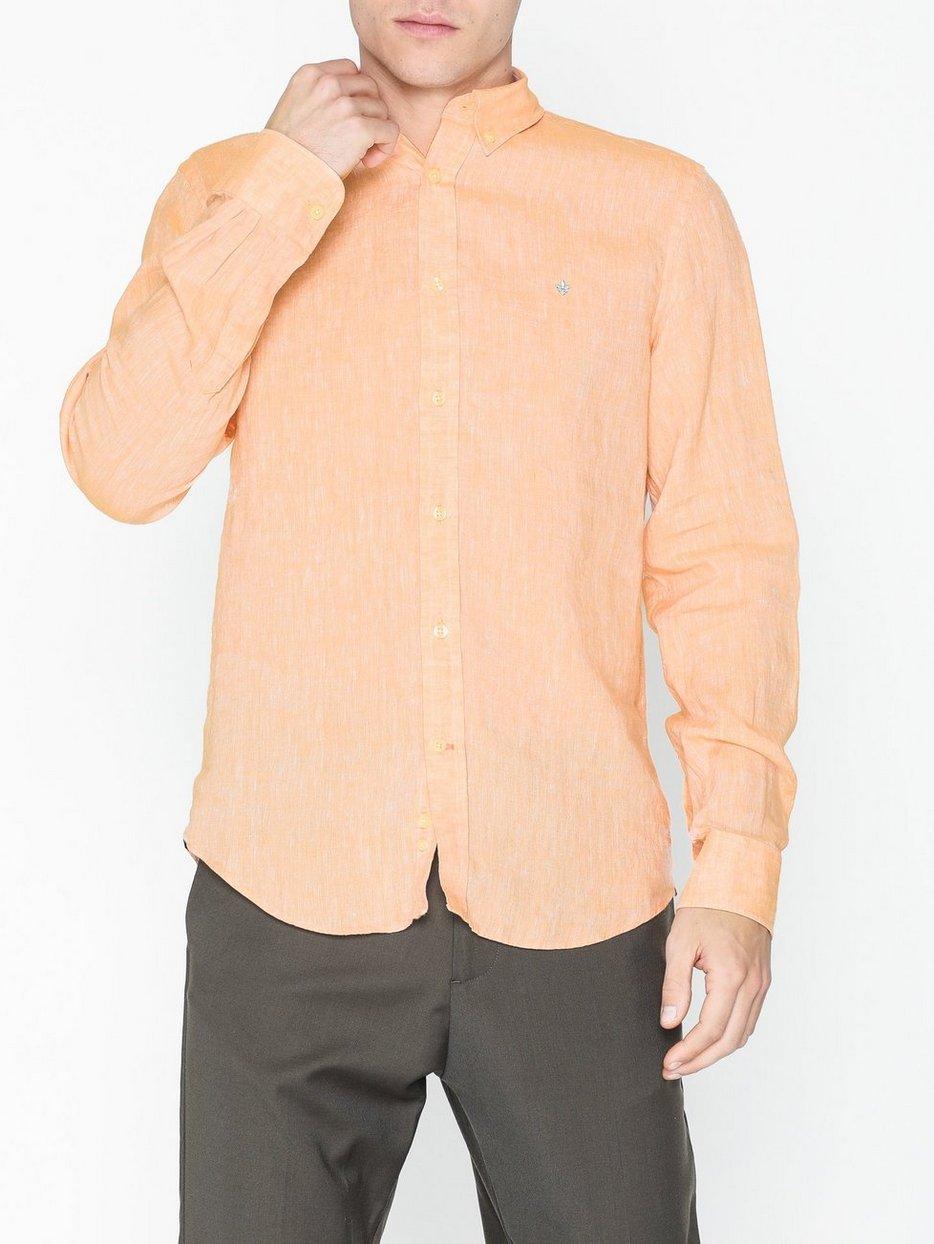 d5075693 Douglas Shirt - Morris - Orange Danger - Shirts (Men) - Clothing ...