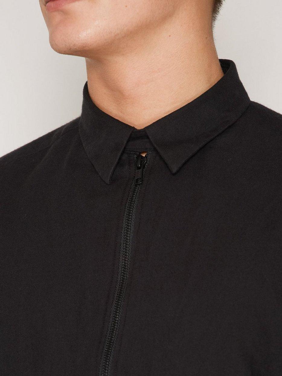 Stone Zip Shirt