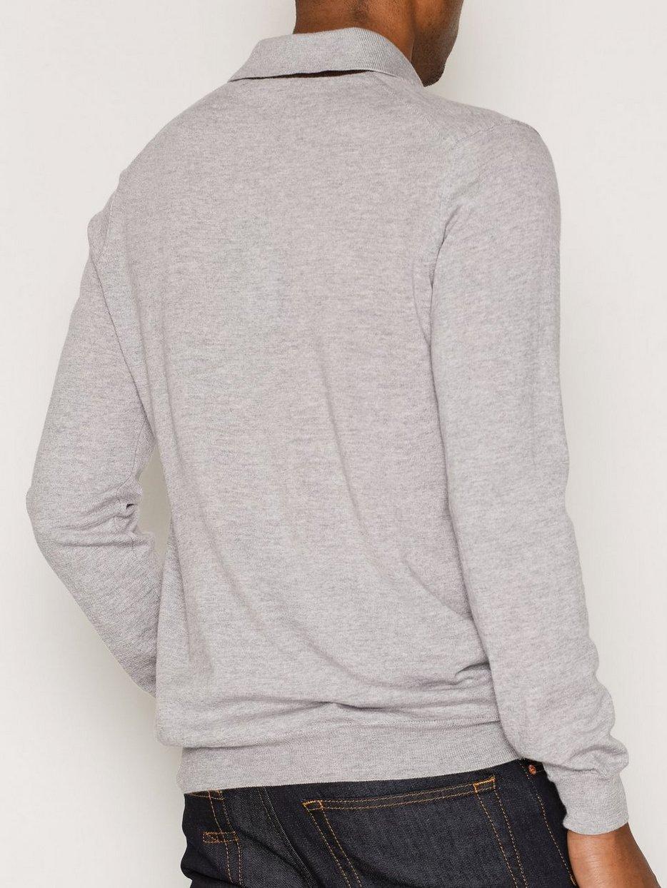 Agustin L/S Poloshirt