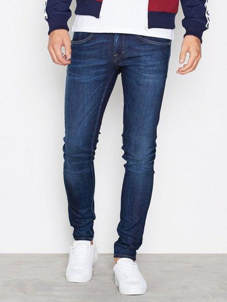 Tiger Of Sweden Jeans Slim Jeans Jeans Indigo mand køb billigt