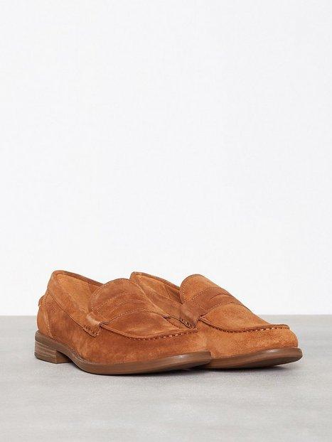 Vagabond Salvatore Loafers slippers Cognac mand køb billigt