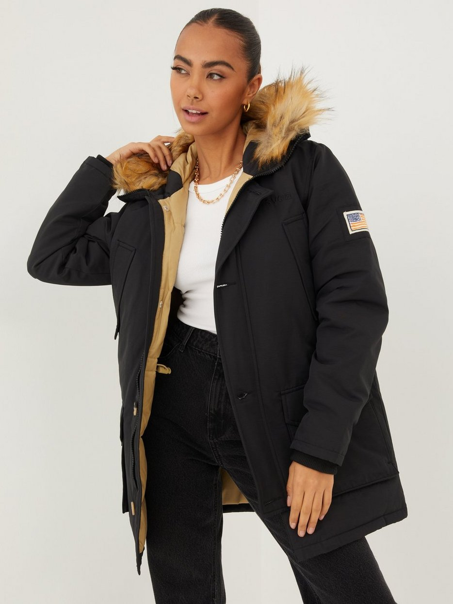 d66ea941 Smith Jacket - Svea - Black - Jackets - Clothing - Men - NlyMan.com