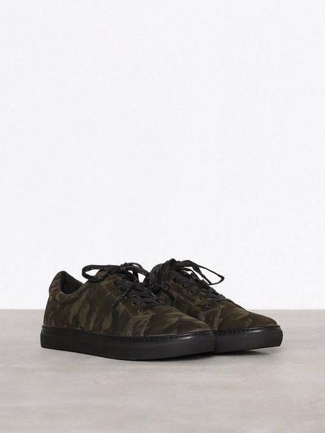 Vagabond Paul Sneakers tekstilsko Green mand køb billigt