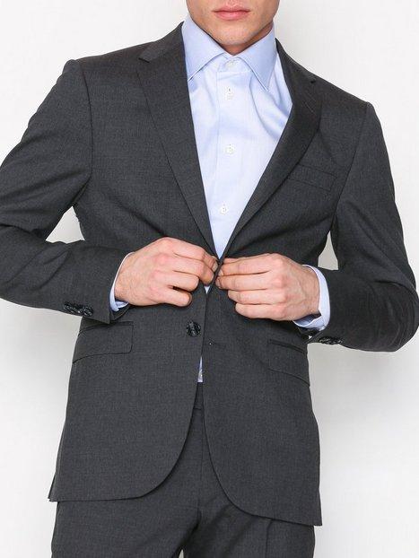 Tiger of Sweden Henrie Wool Blazer Blazere jakkesæt Grey - herre