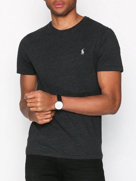 Polo Ralph Lauren Short Sleeve Jersey T Shirt T shirts undertrøjer Sort - herre
