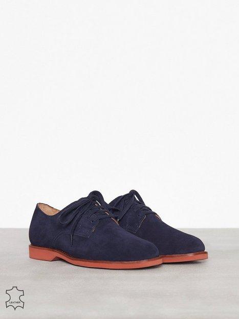 b0333689b27 Selected Homme Slhbaxter Derby Leather Shoe B Noos Dress shoes Sort 799.00  kr. -30%. Polo Ralph Lauren Odis Shoe Dress shoes Marine mand køb billigt