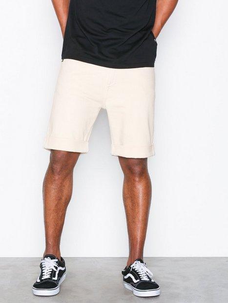 Tiger Of Sweden Jeans Ash Shorts Shorts Ecru - herre