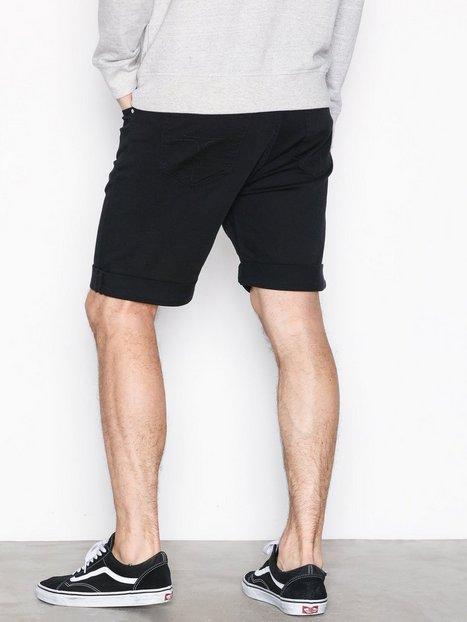 Tiger Of Sweden Jeans Ash Shorts Shorts Sort 43df8e96c9