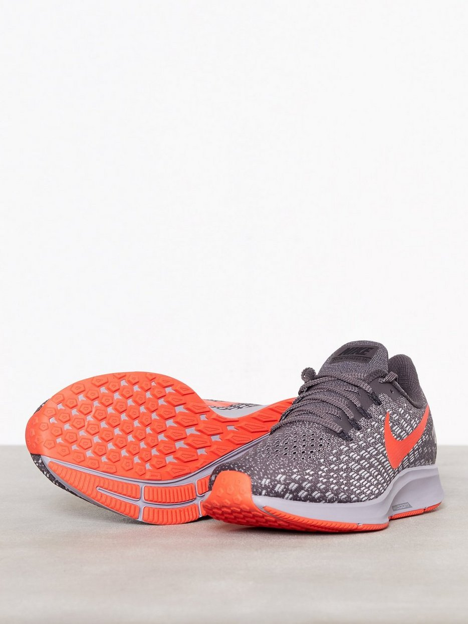 4197d8514c6d Nike Air Zoom Pegasus 35 - Nike - Gray Red - Training Shoes - Sports ...