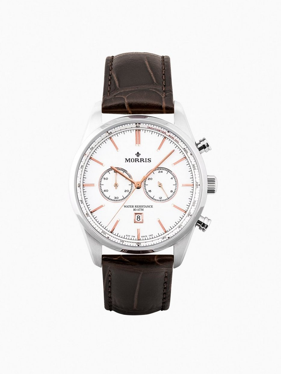 Charles Silver IPR Strap