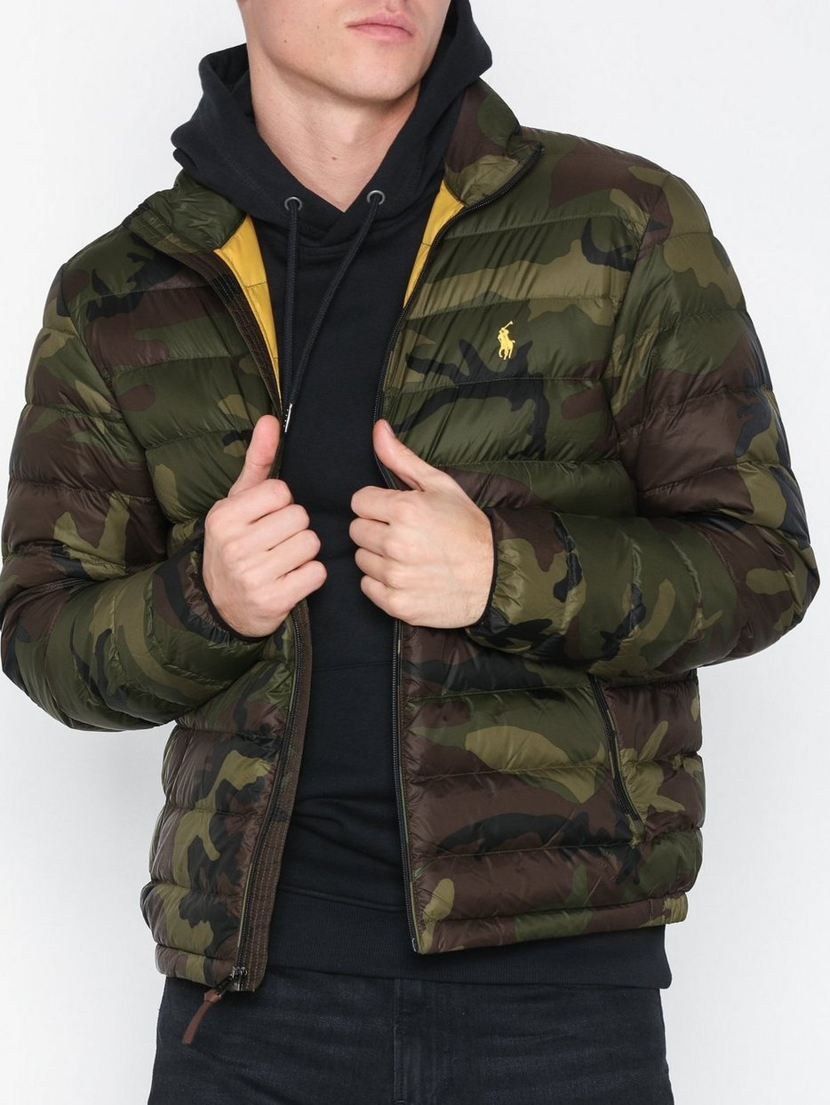 Bleeker Jkt-Down Fill Jacket