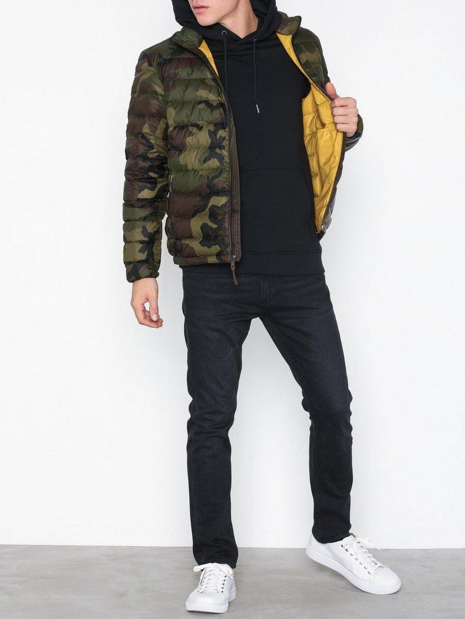 Bleeker Jkt-Down Fill Jacket