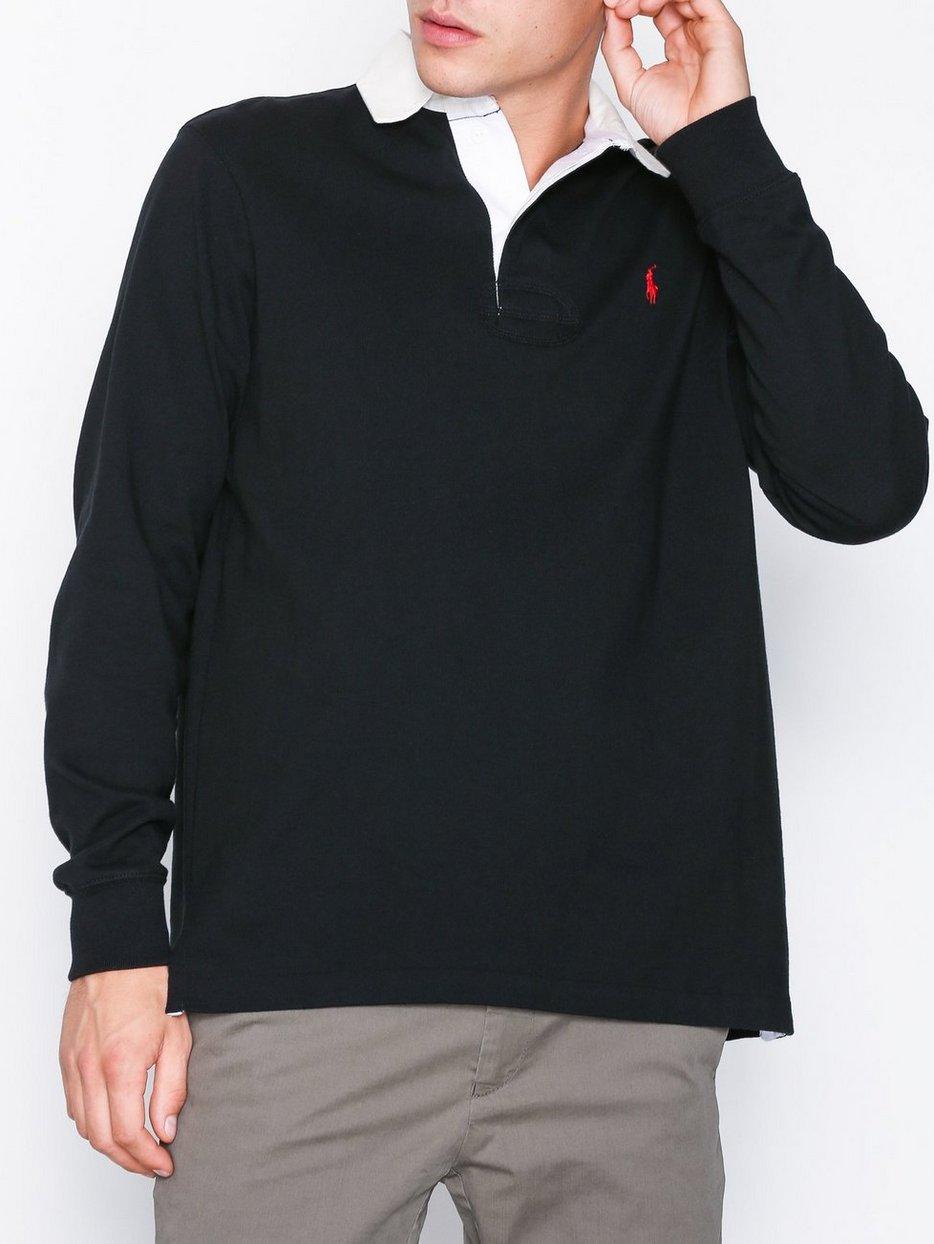 c41381bbc Ralph Lauren White Polo Shirt Long Sleeve - DREAMWORKS