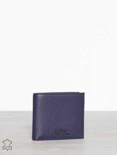 Polo Ralph Lauren Billfold Wallet Small Punge Navy - herre