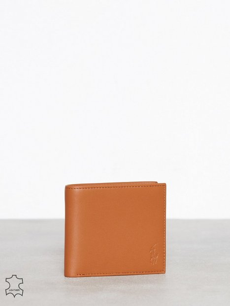 Polo Ralph Lauren BF Wallet Small Punge Tan - herre