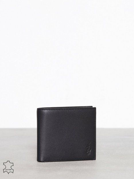 Polo Ralph Lauren BF Wallet Small Punge Black - herre