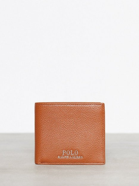 Polo Ralph Lauren Billfold Wallet Small Punge Tan - herre