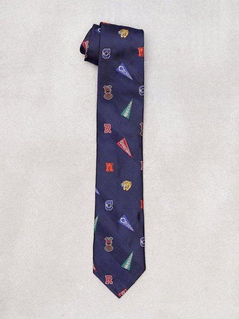 Polo Ralph Lauren Tiem Neck Tie Slips Navy - herre