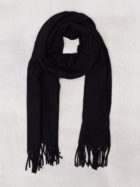 Polo Ralph Lauren Wool Scarf Halstørklæder scarves Black - herre