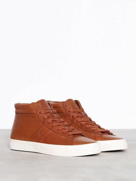 Polo Ralph Lauren Shaw Sneakers Sneakers tekstilsko Light Beige - herre