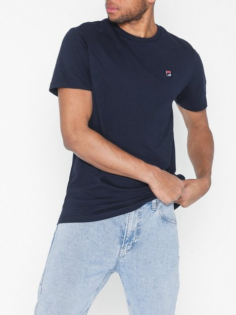 Fila Seamus Tee SS T shirts undertrøjer Black Iris mand køb billigt