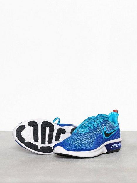 Nike Sportswear Nike Air Max Sequent 4 Sneakers Blå - herre