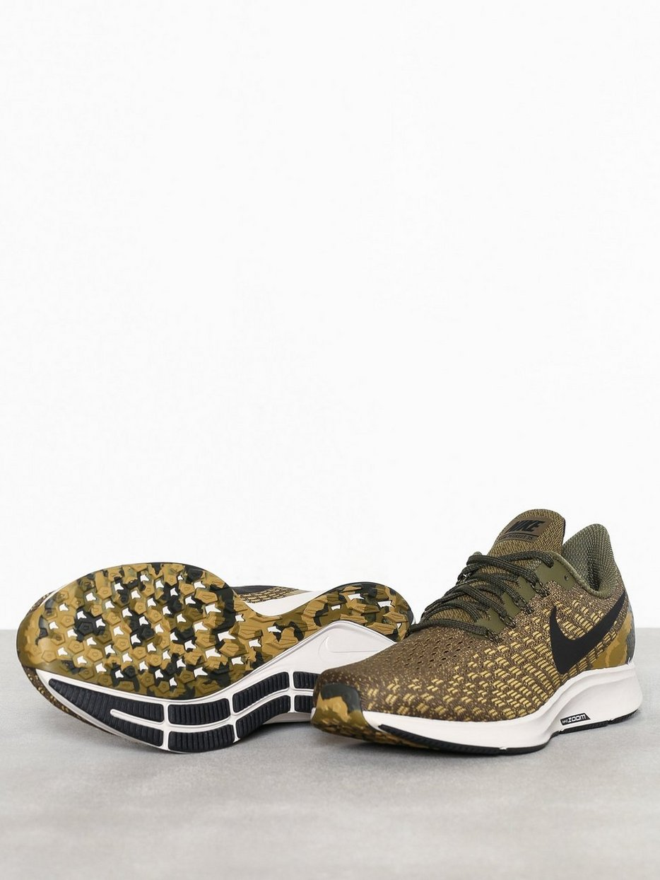 73e26332df01f Nike Air Zoom Pegasus 35 - Nike - Olive - Training Shoes - Sports ...