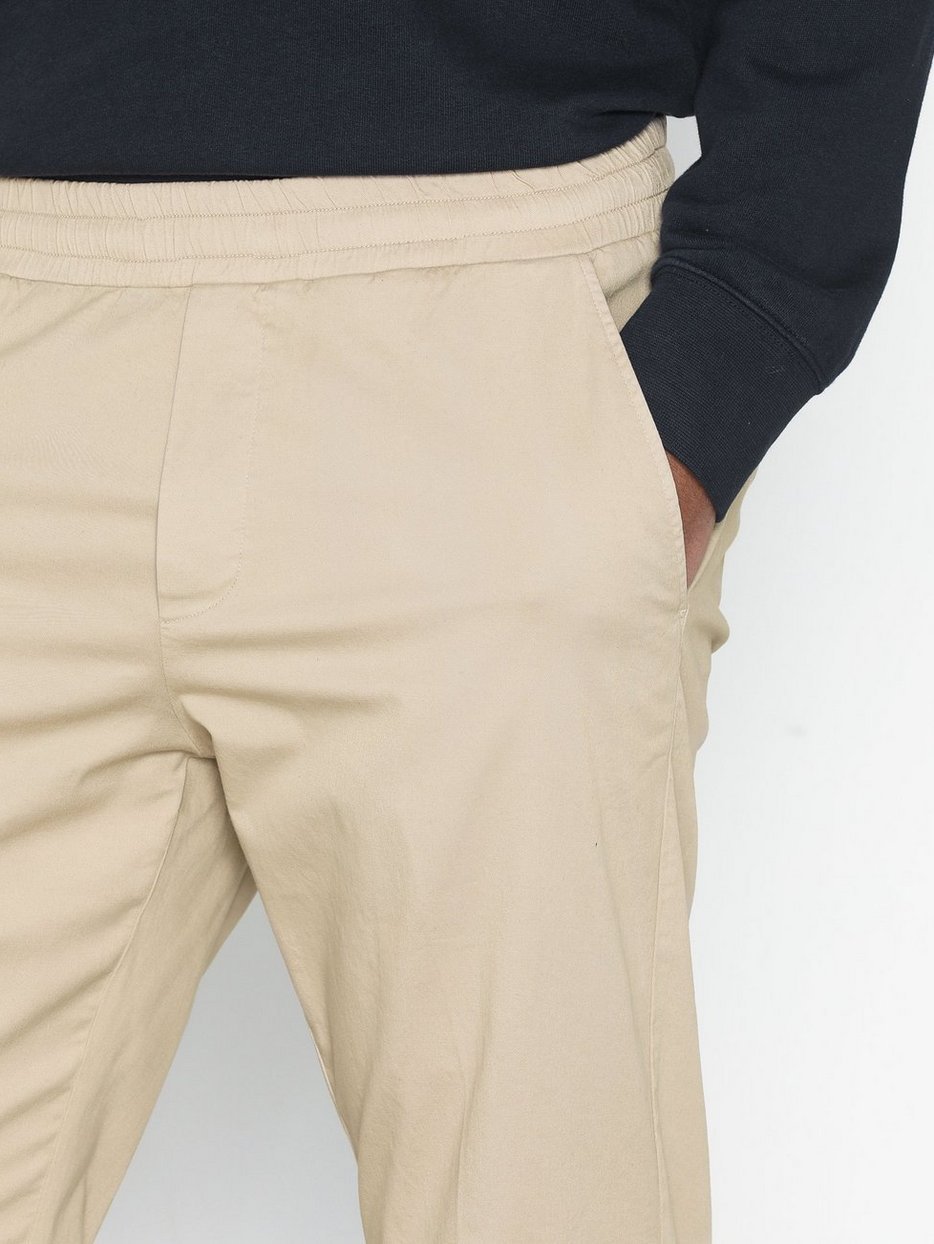 JOHN ELASTIC LIGHT TWILL