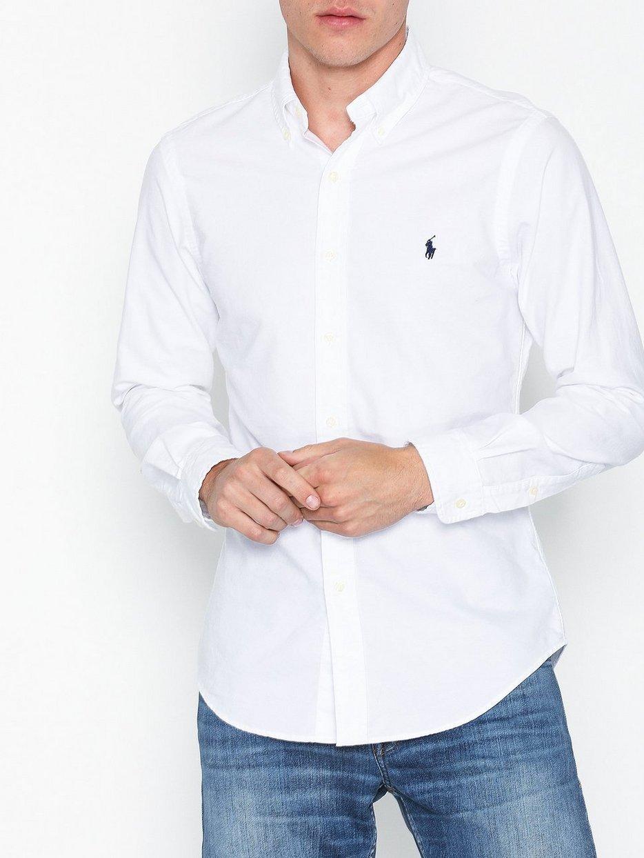 Oxford Long Sleeve Sport Shirt