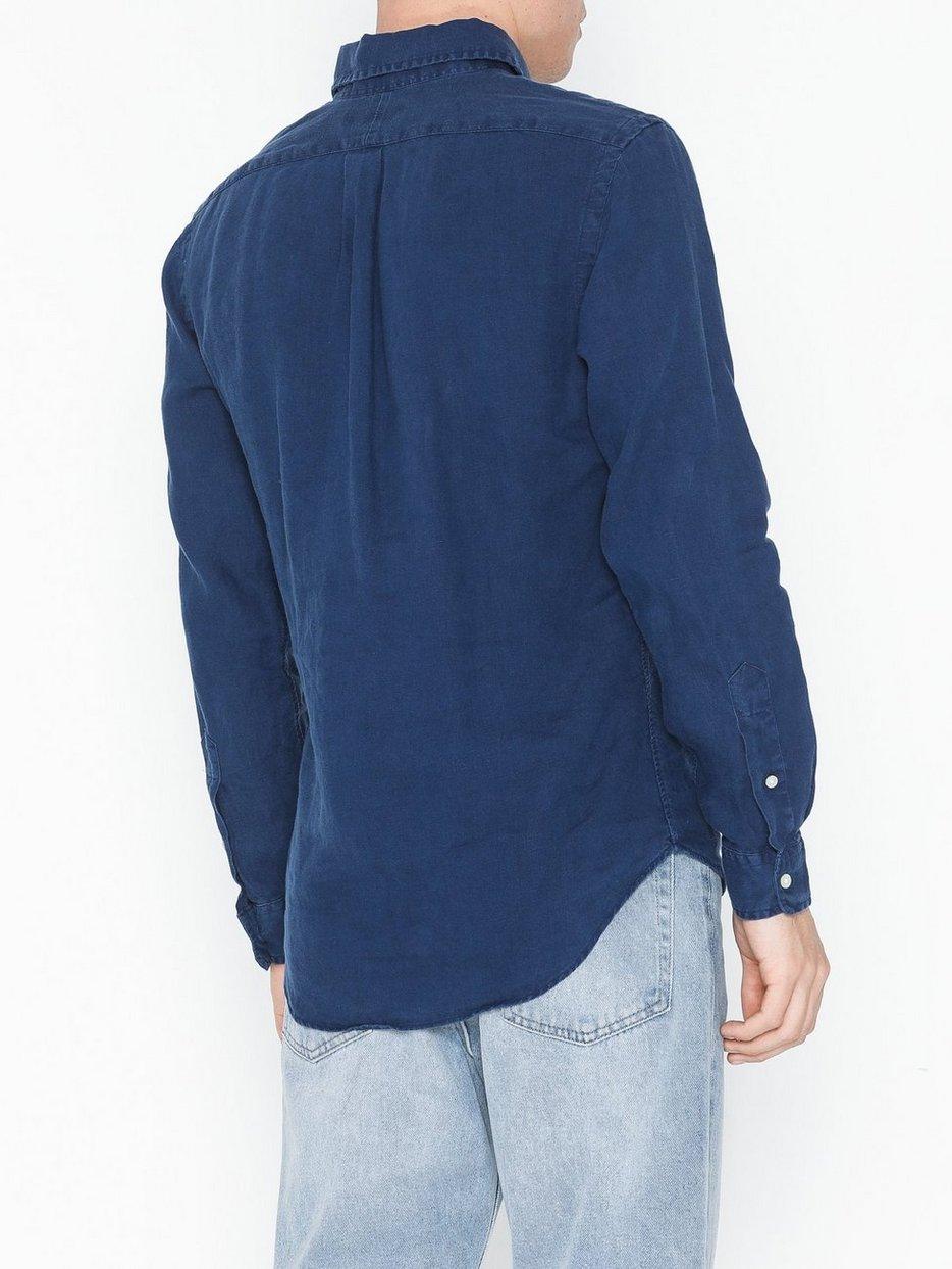 Linen Sport Shirt