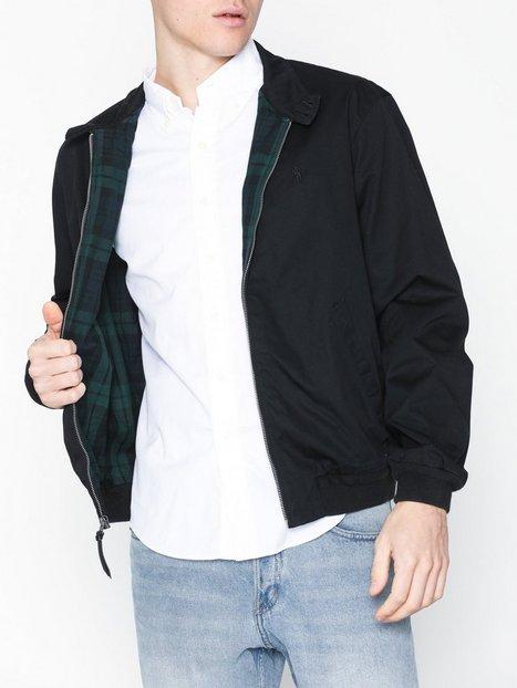 Polo Ralph Lauren City Baracuda Jacket Jakker frakker Black mand køb billigt