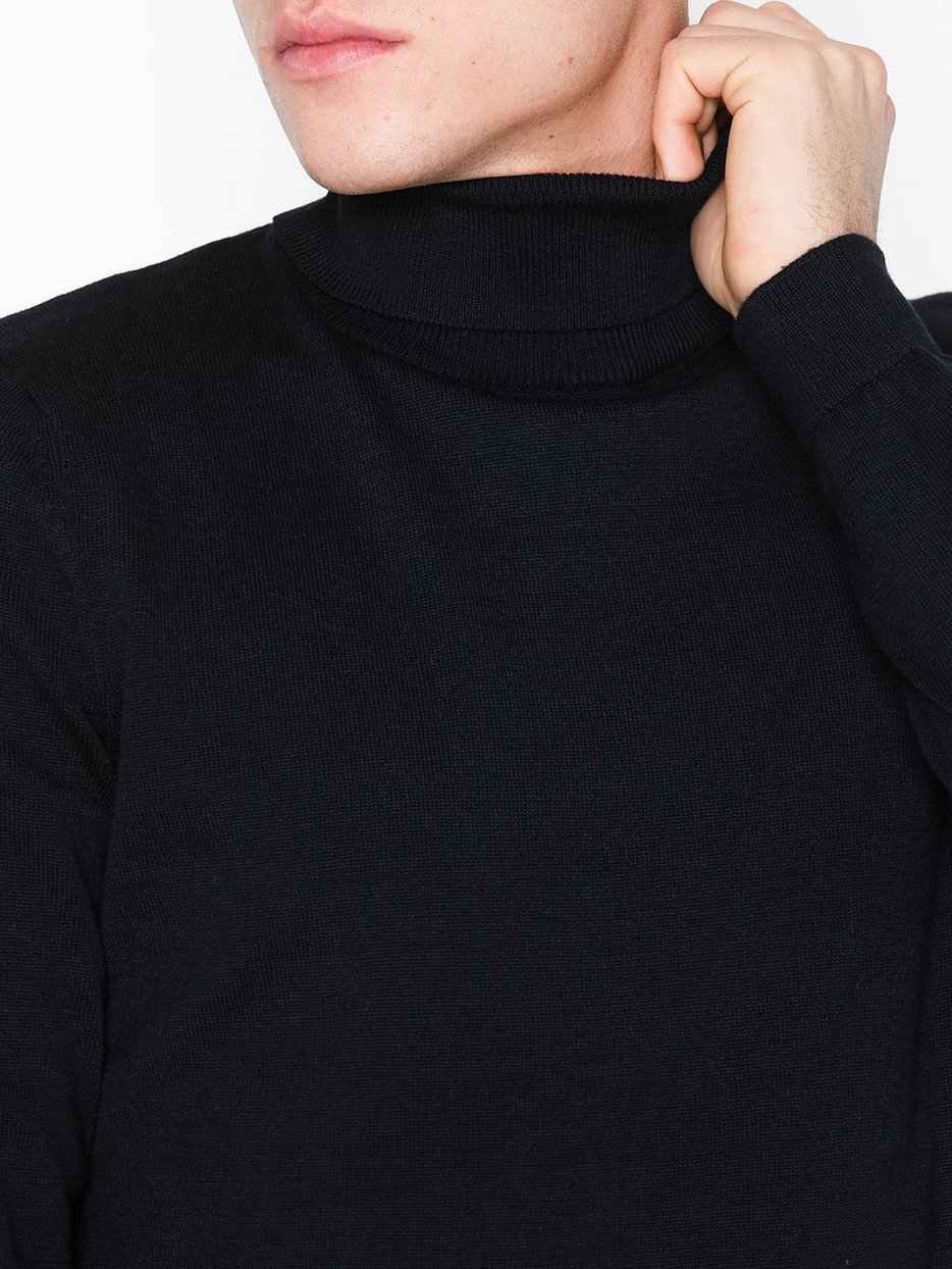 SMART ROLL NECK NEW