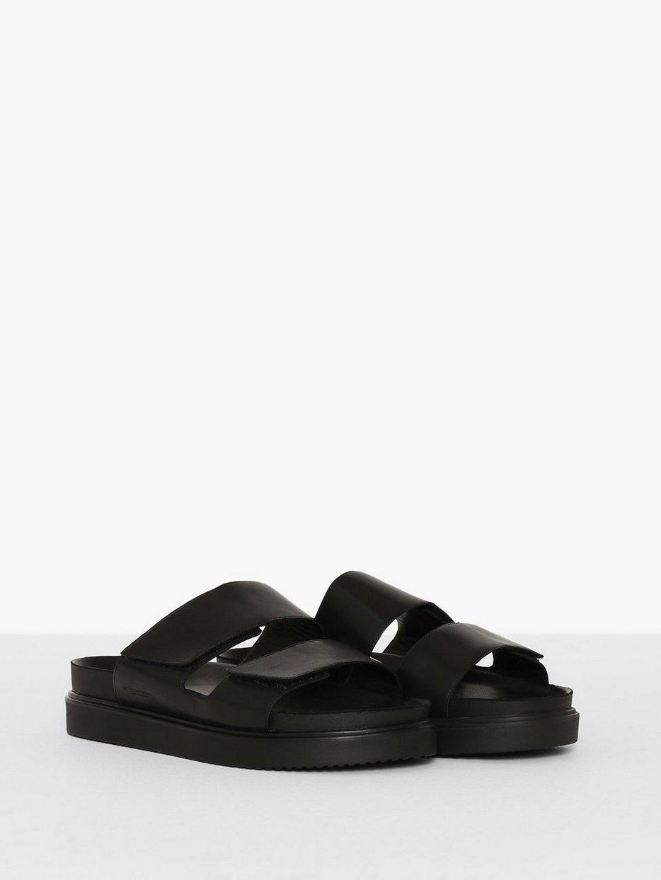 907db0f11bde Seth - Vagabond - Black - Sandals   Flip - Flops - Shoes - Men ...