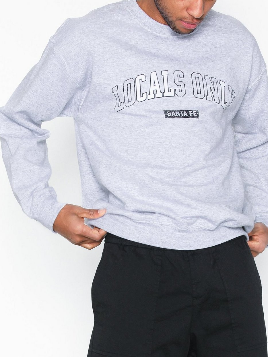 LS GRY CALI SWEAT