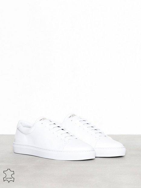 Jim Rickey Club Polido ''Matt Patent'' Sneakers White - herre