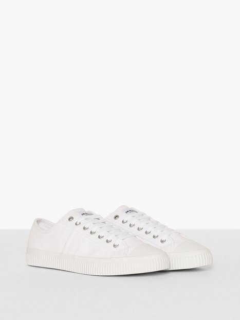 Jim Rickey Trophy Sneakers White - herre