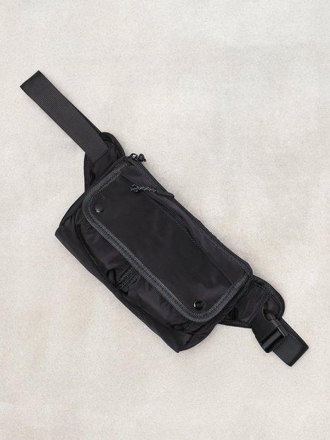 Topman Black Cross Body Bag Tasker Black mænd køb billigt