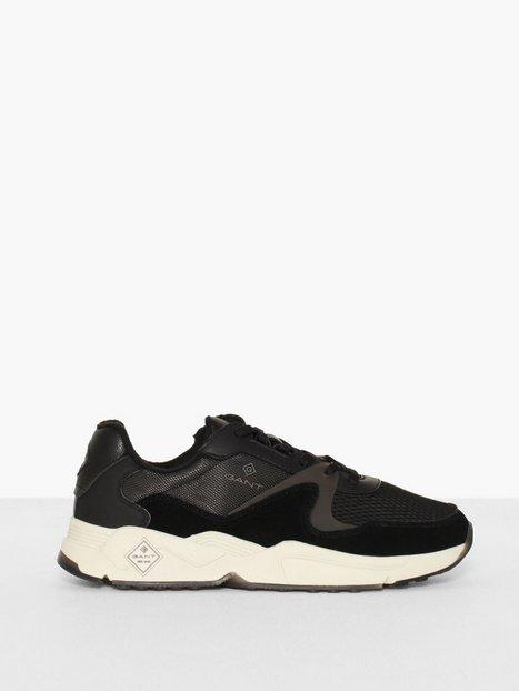 Gant Portland Sneaker Sneakers Black mand køb billigt