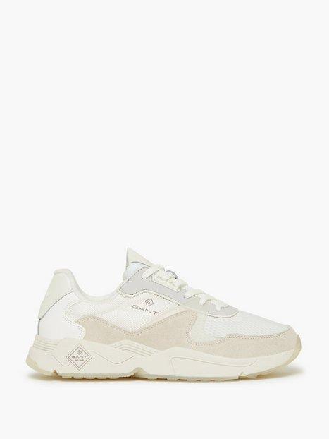 Gant Portland Sneaker Sneakers Offwhite mand køb billigt