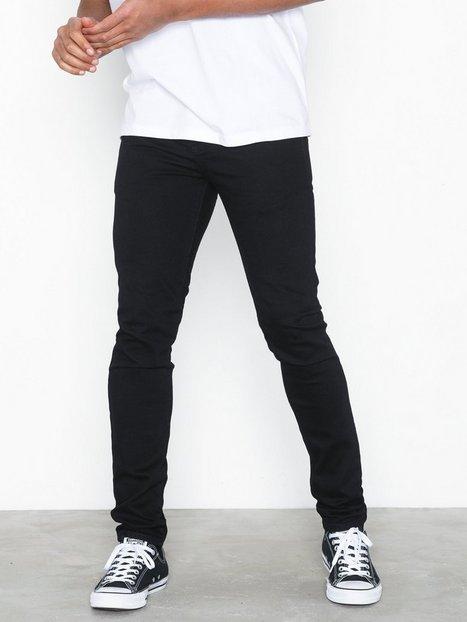 Sixth June Basic Denim Jeans Sort - herre