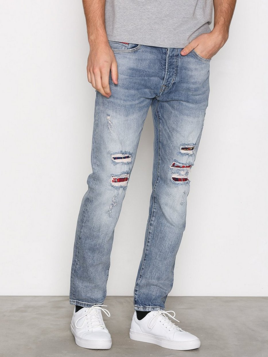 Mens Slater Intadeco Slim Jeans Tommy Jeans