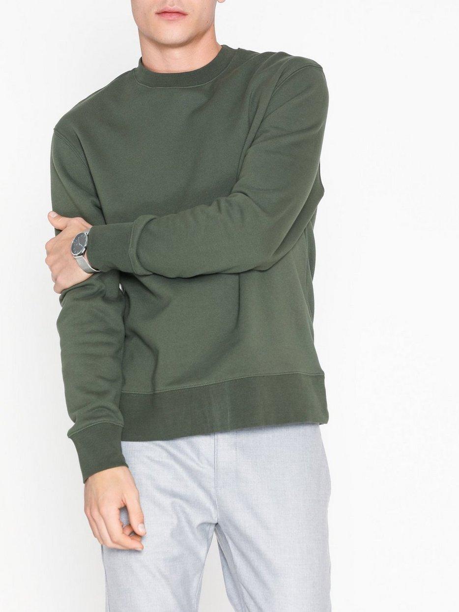 Khaki Tristan Sweat