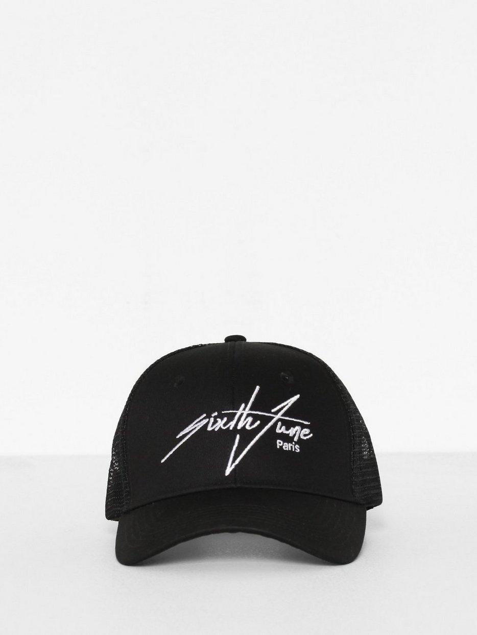 Truck Cap Signature
